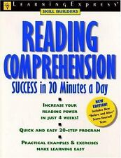 Reading Comprehension Success (Skill Builders Series (New York, N.Y.).-ExLibrary