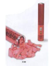 Canon à confettis rouges en papier de soie [4180] mariage fetes anniversaire