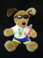 Build A Bear BABW Beach TEDDY Plush SURF OUTFIT SunTan Lotion SUN GLASSES