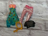 Mattel Monster High Doll LAGOONA BLUE Clothing Lot Clothes Shoes