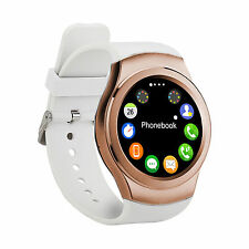 Lady Women Bluetooth Wrist Smart Watch For ASUS Samsung Galaxy S7 S6 S5 J1 Mini