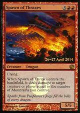 Spawn of thraxes foil | nm | versiones preliminares promos | Magic mtg