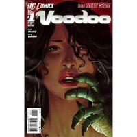 Voodoo #1 - First Print - Nov 2011 - New 52 [Paperback, DC Comics] NEW NM