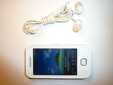 Samsung Galaxy Player 50 White (8 GB) Digital Media Player-Used-Free shipping