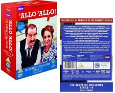 'ALLO ALLO 1-9 (1982-1992) COMPLETE Comedy TV Seasons Series NEW Rg2 DVD not US
