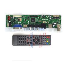 V59 Universal LCD TV Controller Board TV Motherboard VGA/HDMI/AV/TV/USB New