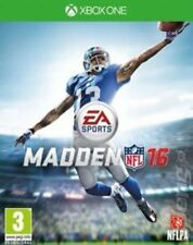 Madden NFL 16 (Xbox One) VideoGames