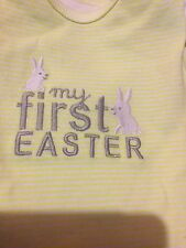 Carter One Piece-1st Easter 0-3 Months