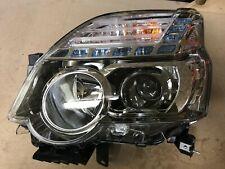 Phare Nissan X Trail T31 côté conducteur