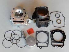 TOP END ENGINE CYLINDER REBUILD KIT W PISTON FOR HONDA CH250 HELIX CN250 SCOOTER