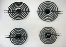 Mp24Pk 4 Pak Stove Eyes Range Burners Surface Elements 2 Large and 2 Small