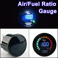 2 Inch 52MM 20 LED Digital Car Air Fuel Ratio Monitor Racing Gauge Analog