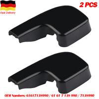 Paar Scheibenwischer Abdeckung Deckel 61617138990 Für BMW 3 Serie E90/91/92/93