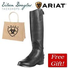 Children's Leather Long Riding Boots
