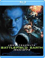 Battlefield Earth John Travolta Blu-ray Region A from Japan