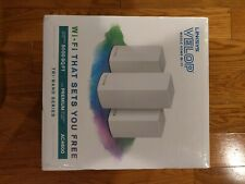 Linksys Velop AC4600 Mesh Whole Home WiFi Router System Tri-Band Series VLP0203