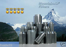 """Mountain-Air Carbon Filter 100/400 (4"""") 240M3/HR The Best Filter Money Can Buy !"""