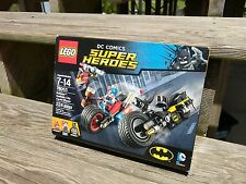 LEGO 76053 DC Comics Batman Super Heroes Gotham City Cycle Chase New NIB 224 pcs
