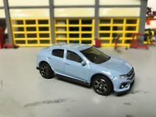 1/64 2017 Honda Civic Sport 4 Door/Pale Blue/Blk Int/4 Cyl/5 Speed/Alloy Wheels