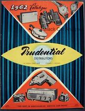 Orig 1962 Prudential Distributors Wholesale Merchandise Catalog w/Prices Canada