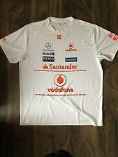 Formula 1 Vodafone McLaren Mercedes T Shirt Size 3XL