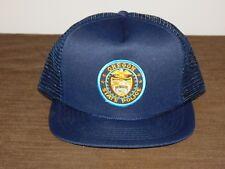 POLICE BASEBALL CAP HAT OREGON STATE POLICE  NEW UNUSED