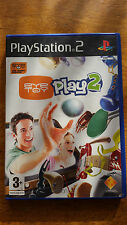 Eye Toy Play 2 - Sony PlayStation 2 Game only - PS2 - FREE UK P&P