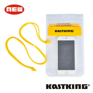 KastKing Waterproof Cellphone Case Dry Bag for iPhone -5.11* 6.5in/13*16.5cm HOT