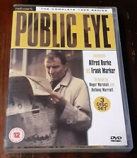 Public Eye - The Complete 1969 Series - DVD 3 Disc Set