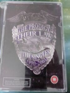 The Prodigy : Their Law - Singles 1990-2005 DVD plus viel Live Bonus- gut gebrau