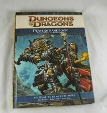 Player's Handbook 1 I 4th ed D&D 2008 Wizards of the Coast