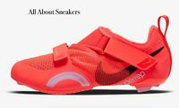 "Nike SuperRep Cycle ""Flash Crimson/Bey"" Women's Trainers All Sizes Limited Stock"
