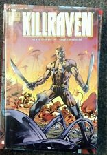 Marvel KILLRAVEN Premiere Edition Hardcover Sealed Trade