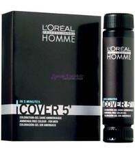 L'OREAL Homme Cover 5' N.5 3x50 ml colore