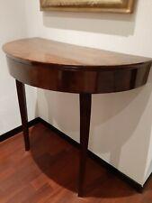 Consolle console antica legno tavolino antico ingresso