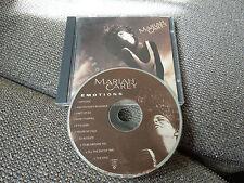 Mariah Carey Emotions RARE US Picture CD Album