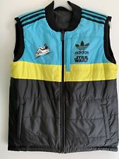 Doudoune Star Wars adidas collector hoth jacket Winter Game 1980 reversible
