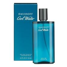COOL WATER BY DAVIDOFF 4.2 O.Z EDT SPRAY *PERFUME*MEN'S COLOGNE *NEW IN BOX