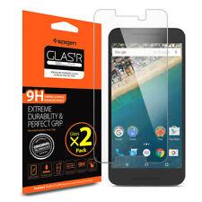 Spigen® Google LG Nexus 5X [GLAS.tR.SLIM] Tempered Glass Screen Protector - 2PK