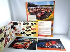 Lot 1998 NASCAR Winston Cup Ricky Rudd #10 Ford Tide Racing Car Ad Scooby Doo