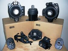 SET 8 ENGINE, TRANSM. & SUSPENSION MOUNTS FOR: 2006-2007 HONDA ACCORD (3.0L,A/T)