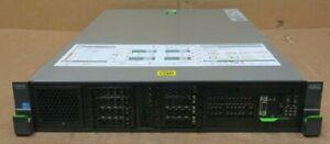 "Fujitsu Primergy RX300 S7 2x 8-Core E5-2690 2.90GHz 256GB Ram 8x 2.5"" Bay Server"