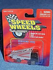 Speed Wheels Series XIII w/ Maisto Generic COE Ramp Style Tow Truck Black & Grey