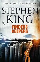 Finders Keepers by King, Stephen Book The Fast Free Shipping