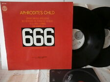 "aphrodite's child""666""double.lp12""poch/dble.or.fr.vertigo(swirl):6673001 de 1972"