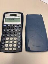 Texas Instrument Ti-30X Iis Gray Scientific Calculator with Cover