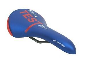 Fizik Aliante R3 Road Bike Saddle K:ium Large Bull Test Blue/Rd/Whit $149 Retail