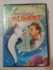 The Incredible Mr. Limpet (DVD, Widescreen/Full Frame 2009) NEW