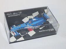 1/43 Benetton Playlife B198  Alex Wurz  1998 Season