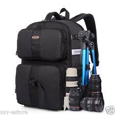 DSLR SLR Best Backpacks for Camera Case Photography Accessories Bag Color Black